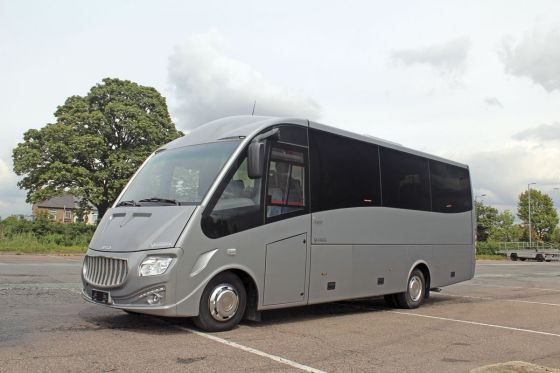 Iveco, Sitcar Voyager, new coach, buy new coach, buy new bus, coach operator, coach distributor, coach sales
