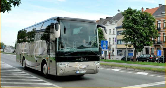Vanhool, new coach, buy new coach, buy new bus, coach operator, coach distributor, coach sales